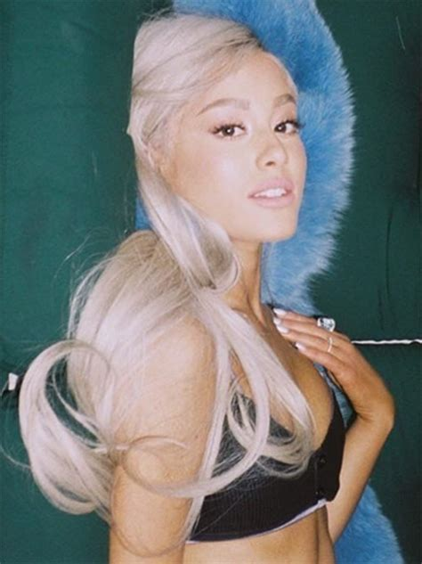 30 Revealing Photos Of Ariana Grande That Should Be