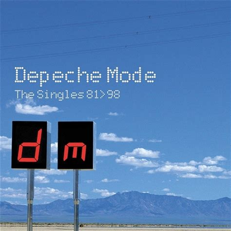 Depeche mode : The singles 81-98 - MARIANNE MELODIE