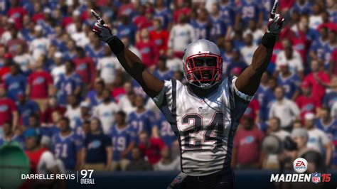 Top CB Ratings in Madden NFL 15
