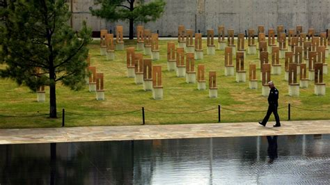 Victims Feel Slighted By Oklahoma Bombing Fund : NPR