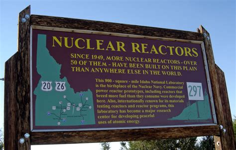 Arco and Atomic City, Idaho - first Atomic Power - Travel