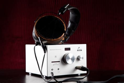 Review: Antelope Audio Zodiac Silver DAC and Headphone Amp