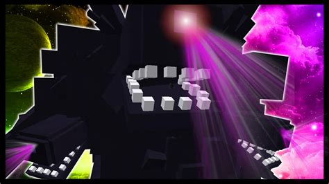 THE WITHER STORM IN MINECRAFT!   Minecraft Boss Battle
