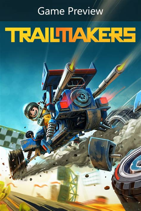 Trailmakers for Xbox One (2019) - MobyGames