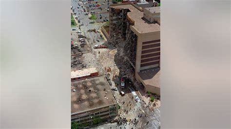 AP PHOTOS: Images of Oklahoma City bombing of federal