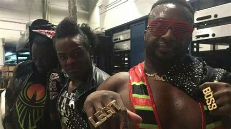 Big E keeps using Naomi's ass as a weapon against Jimmy