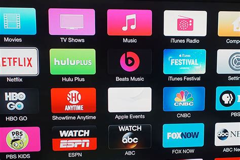 Apple TV update adds design tweaks, Family Sharing, and