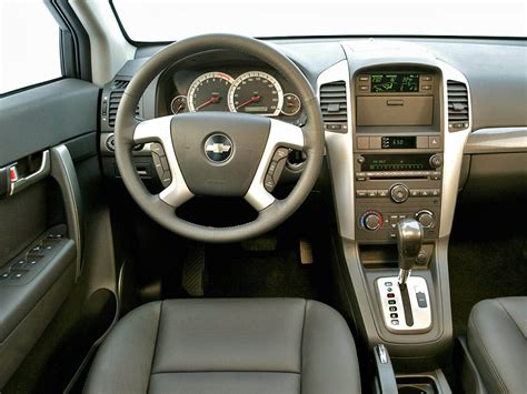 2008 Chevrolet Captiva – pictures, information and specs