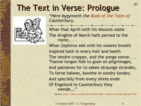 Chaucer & Canterbury Tales Intro Lesson