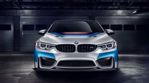 BMW M4 GT4 Competition Package 4K Wallpaper | HD Car