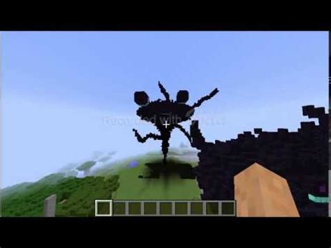 Wither Storm Survival In Minecraft - YouTube