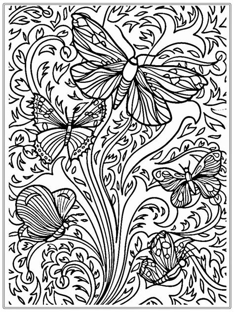 Downloadable Adult Coloring Pages at GetColorings