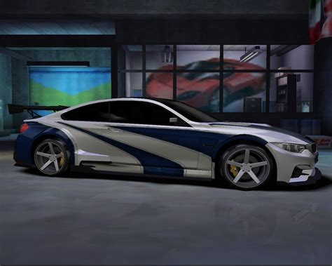 Most Wanted BMW M4 Hero Car by playername44 | Need For