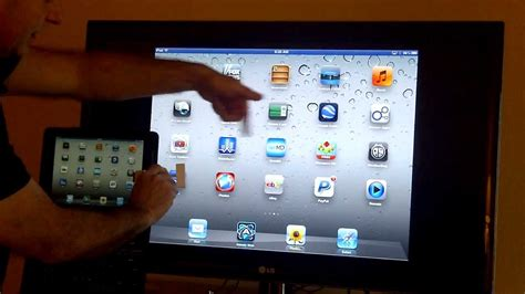 Apple TV and IPad airplay mirroring WITHOUT an internet