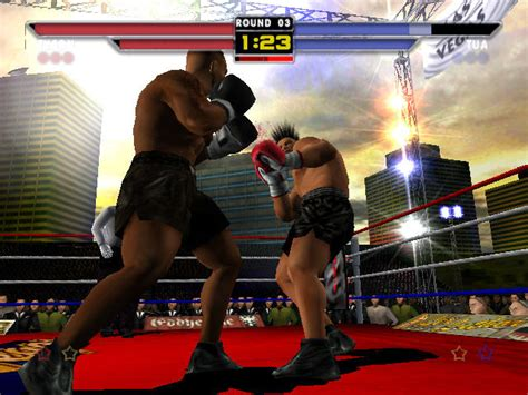 Mike Tyson Heavyweight Boxing - Old Games Download