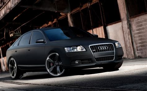 Audi A6 S Line Full HD Wallpaper and Background Image