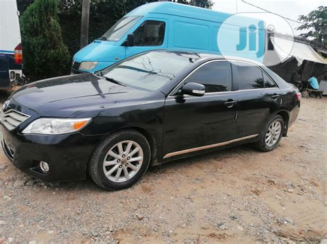 Archive: Toyota Camry 2010 Black in Surulere - Cars