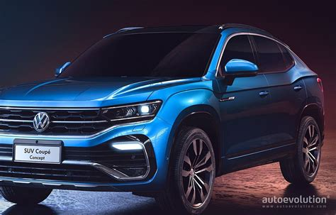 Volkswagen Teramont X (Atlas Coupe) and Possible Tiguan